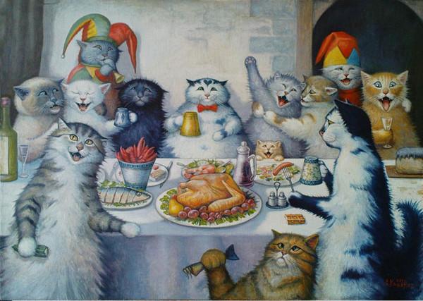 Поздравление с покупкой котенка 70
